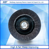 T27 & T29 Brown Fused Alumina Flap Disc for Drill 125mm