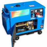Factory 10% Discount Promotion Price Best Selling 2016 New Type with Best Quality and Ce Certificate Small 3000W Portable Silent Type Petrol Generator Set 3kw