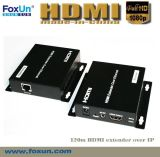 120m HDMI Extender Over IP with IR at 1080p