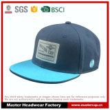 Cotton Fabric Kid Size Flat Visor Snapback Hat