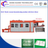 High Speed Plastic Products Servo Driver Vacuum Forming Machine