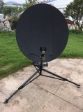 1.2m Full Carbon Fiber Flyaway Satellite Dish Antenna
