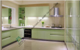 2016 Hot Sale White High Glossy Lacquer Kitchen Cabinet (zs-189)