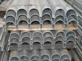 Galvanized Cable Protection Pipe Profile