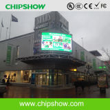 Chipshow P10 Outdoor Arc Advertising LED Display Board