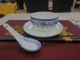 Bone China Dinnerware Set