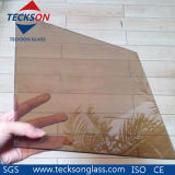 Bronze Reflective Windows Float Glass with CE&ISO9001