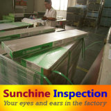 Wood Flooring Quality Control Services / Pre-Shipment Inspection Service / Container Loading Check