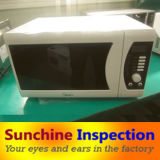 Microwave Oven Pre-Shipment Inspection Services / QC Report / Inspection Certificate