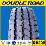 Double Road Brand Heavy Duty Truck Tire (900R20)