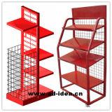 Metal Flooring Display Stand, Display Rack