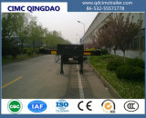 Cimc 2/3 Axles ISO 40′ Container Carrier Skeletal Semi Trailer Chassis