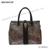 Latest Fashion PU Ladies Handbag with Big Capacity Semi Fixed Bag Good Raw Material Excellent Workmanship Fast Delivery Time Best Service