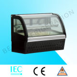 Small Cake Refrigerator with Ce Approve