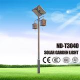 Pure Solar LED Classic Glass Garden Light