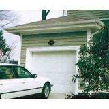 Roller Garage Door/Garage Door Opener with Remote Control
