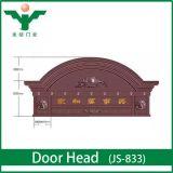 Security European Standard Villa Entrance Door Head