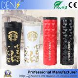 Starbucks Special Edtion Diamond Stainless Coffee Thermos Insulated Mug 500ml Tumbler
