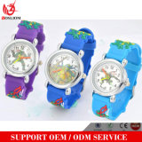 Yxl-353 Wholesale Factory Made Cute 3D Cartoon Silicone Strap Kids Gifts Watch