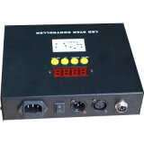 Remote DMX 512 Single or 4 Color Star Curtain Wireless Controller Console