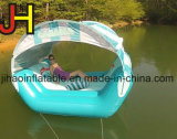 Inflatable Water Floating Island / Inflatable Floating Tent Bed