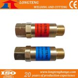 Auto Copper 1 / 2 Gas Flashback Arrestor for Cutting Torch, Fuel Gas and Oxygen Gas Check Valve