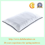 Wholesale Standard Size White Cotton 100 Polyester Fiber Hotel Pillow for Hotel