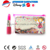 Pencil Bag with Lipstic Pen for Kid Stationery