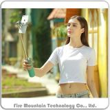 S-611 Portable Bluetooth Speaker with Power Bank and Selfie Stick