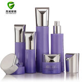 Luxurious Thumb Shape Design Cosmetics Glass Bottle Package