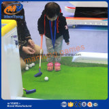 Coin Operated Kids Mini Golf Game Arcade Indoor Game Machine