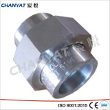 Sch80/Xs/Sch160/Xxs Forged Fitting Union B626 Uns N10276, Hastelloy C276