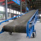 Horizontal Gravel Coal Rocks Mobile Belt Conveyor