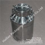 40 Liter Sanitary Stainless Steel Milk Barrel, Steel Milk Can