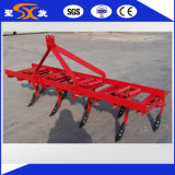 Cultivator with Seedbed Preparation Function