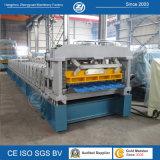 High Working Speed 6m / MIM Roof Tile Making Machine