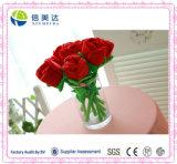 Wholesale Cartoon Plush Roses /The Simulation Toy Flower