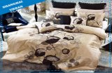 Flower Cotton Print Bedding Duvet Cover (set)