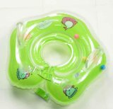 Environmental PVC Inflatable Baby Swim Ring