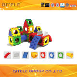 Indoor Kids′ Body Exercising Blocks Plastic Toys with Climber (PT-020)