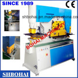 Q35y 30 Hdyraulic Ironworkers, Combined Punching and Shearing Machine