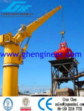 Crane with Telescopic Boom Type and Hydraulic System