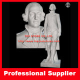 George Washington Stone Carving Marble Statue Marble Sculpture Granite Sculpture