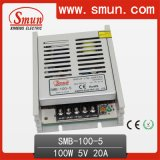 100W 5VDC 20A Ultra-Thin Switching Power Supply