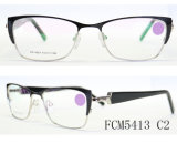 Black Color of Metal Optical Frame