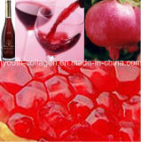 Top Wine,EU Grape Pomegranate Wine/Brut,100%Juice Brewing,Rich Anthocyanin, Amino Acids,Anticancer,Antiaging,Blood Tonic,Prevention of Ischemic,Aphrodisiac Wine