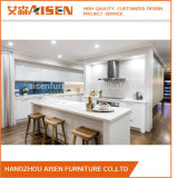White Modern Luxury Lacquer Kitchen Cabinets