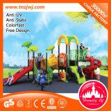 Animal Outdoor Slide Climbing Spiral Plastic Playground