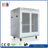 19 Inch Wall Mounted Network Cabinet with Wheels