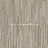 Deep Pressing Bamboo Grain WPC Click Vinyl Flooring